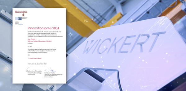 2004 | Innovation Award